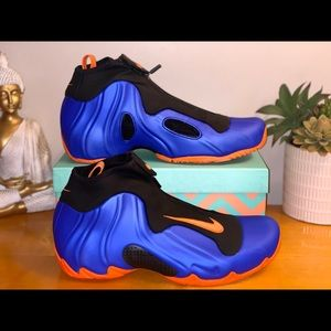 "NIKE AIR FLIGHTPOSITE ""KNICKS"""